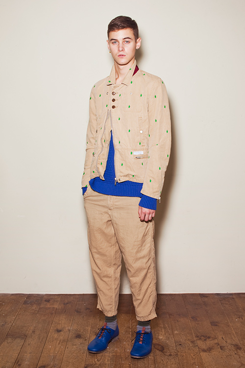 Joseph 0011_UNDERCOVERISM SS13 Lookbook(FASHION PRESS)