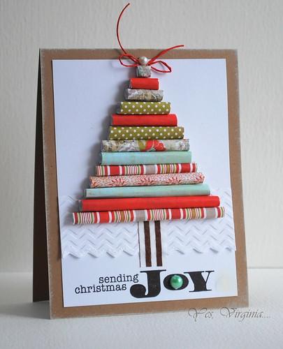 sending Christmas JOY