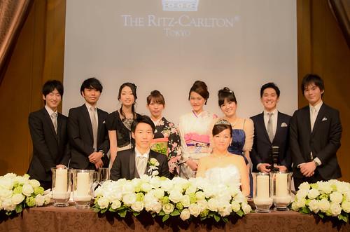 Happy Wedding Takayuki & Aoi