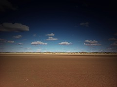 [フリー画像素材] 自然風景, ビーチ・海岸, 青空, 風景 - イギリス ID:201211211200