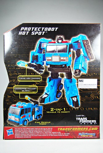 Transformers Generations: Protectobot Hot Spot