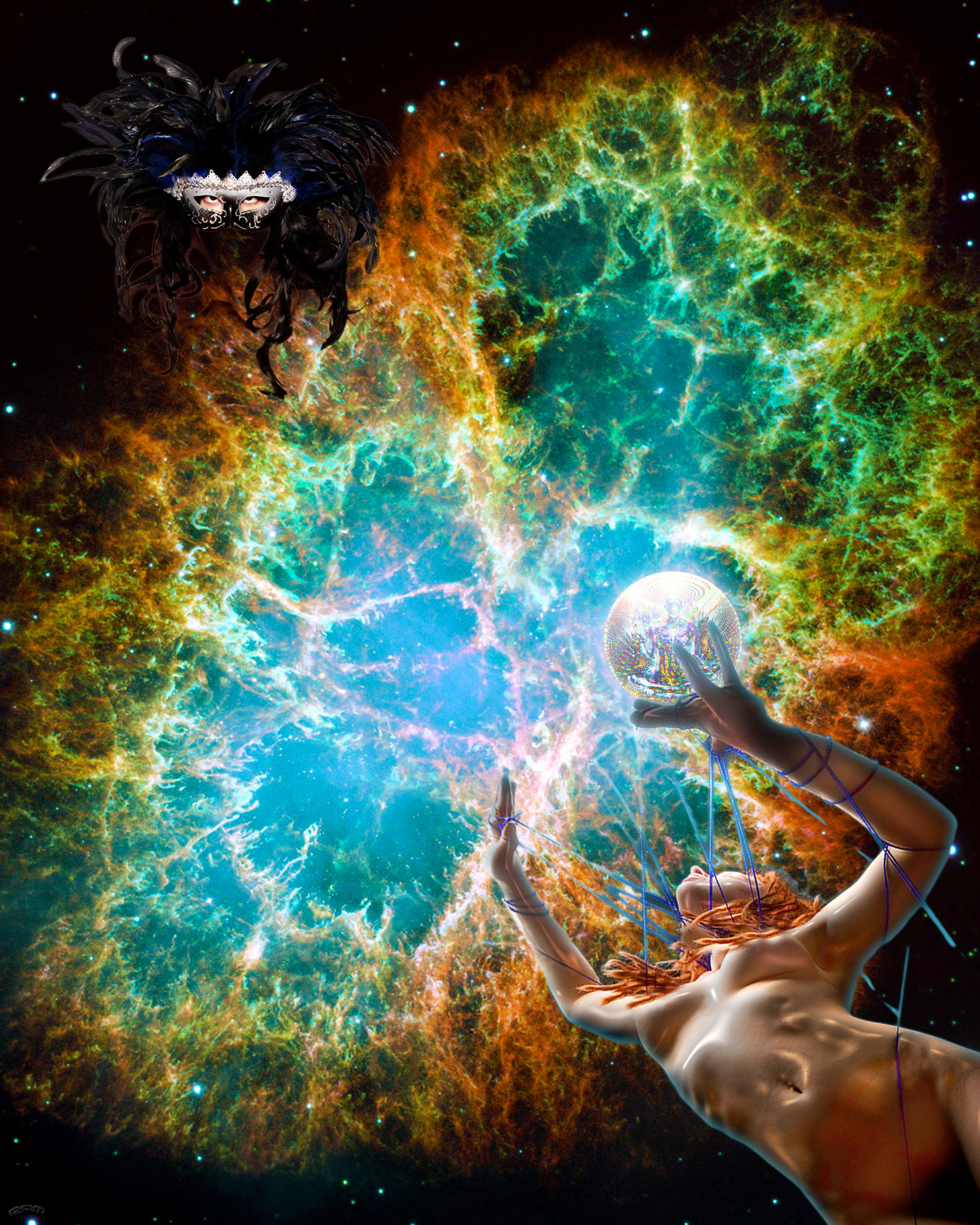 new illuminati  infinite cosmos of light and life  dark