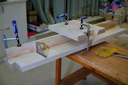 木工 板凳 20121118_3