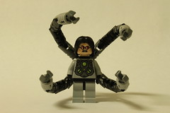 LEGO Marvel Super Heroes: Spider-Man's Doc Ock Ambush (6873) - Doc Ock