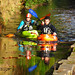 2012 - 11 - 18 - HS10 - Kayakers on Llangollen Canal - Chainbridge Hotel - Llangollen - 001