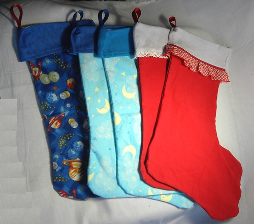 5 more stockings for Children's hospital