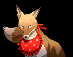 Persona 4 Golden: Fox