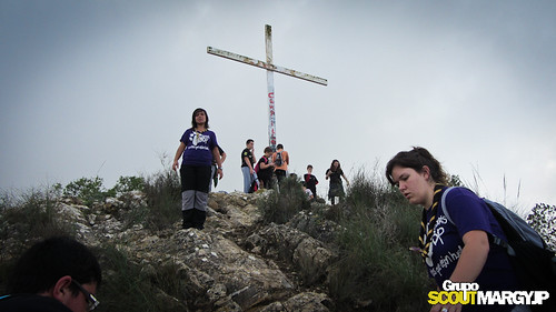 TROPA SCOUT MAFEKING DE RUTA NOVIEMBRE 2012