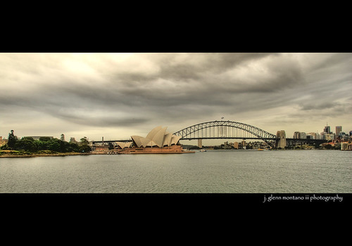 from new bridge house wales garden point botanical harbor opera view harbour south glenn sydney australia nsw mrs hdr montano macquaries justiniano