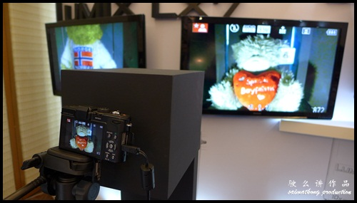 Lumix LX7 Low Light Condition - Launch of Panasonic Latest Lumix 2012 Series @ Sunway Hotel