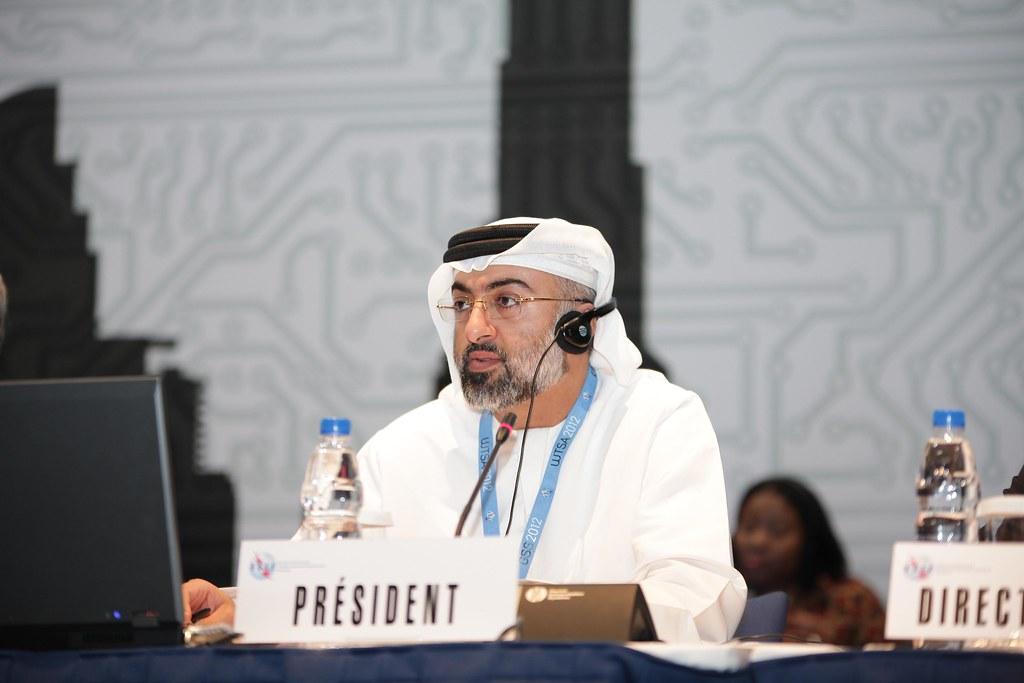 Mohammed Gheyath, WTSA-12 Chairman