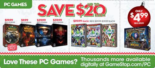 Sims Gamestop