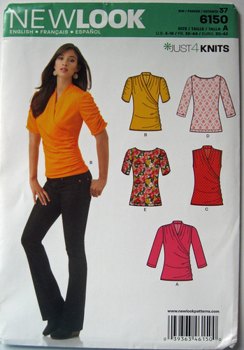 Pattern New Look 6150