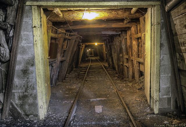 Pioneer Tunnel Mine Tour