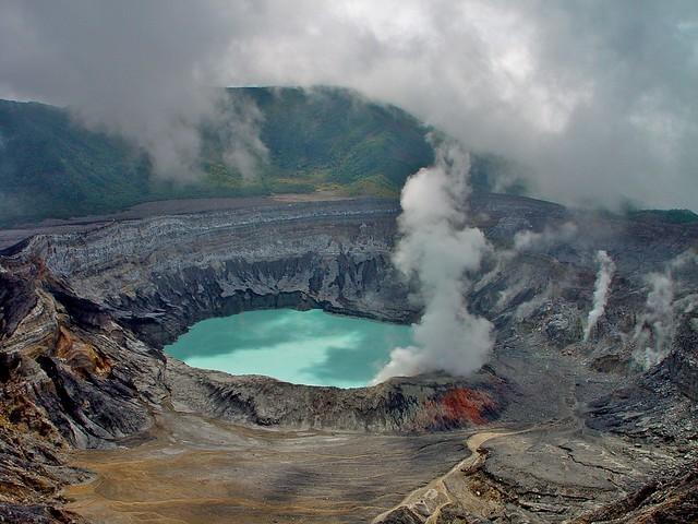 Volcanoes of Costa Rica