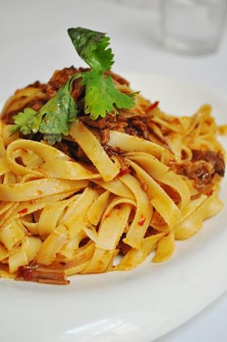 rendang pasta
