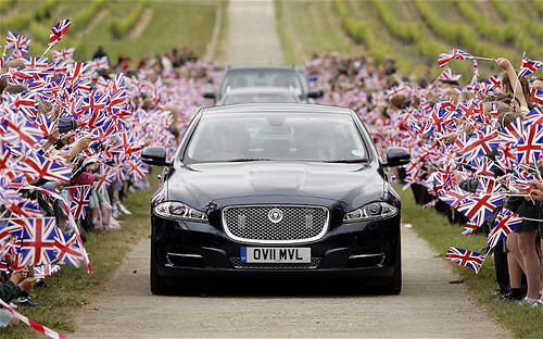 Jaguar Wants US Dealers To Play Up 'Britishness'