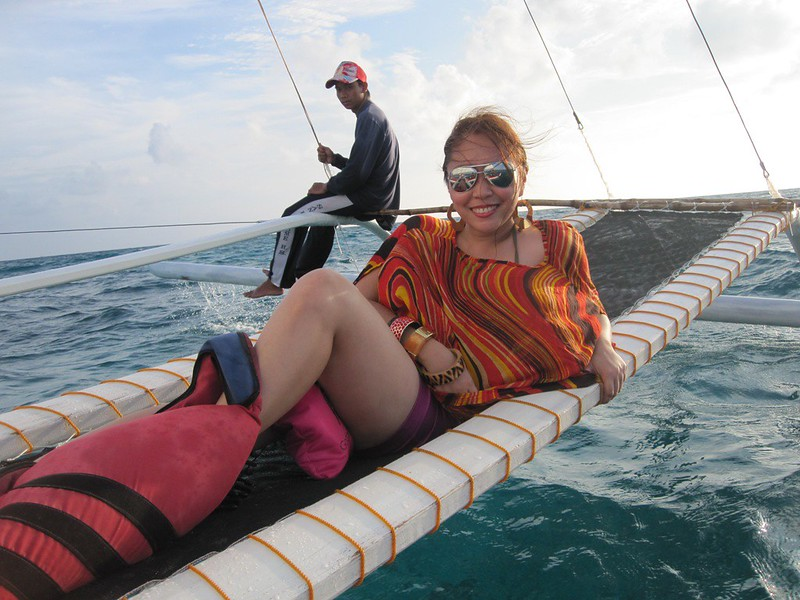 Top Ten Things to Do in Boracay, Paraw Sailing