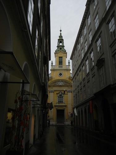 DSCN1720 _ Lutherische Stadtkirche, Wien, 7 October