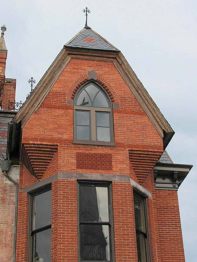 Elevation of danville va usa maplogs for Jerkinhead roof construction