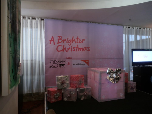 Kipling:Creating a brighter Christmas