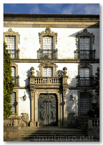 Casa barroca em Braga by VRfoto