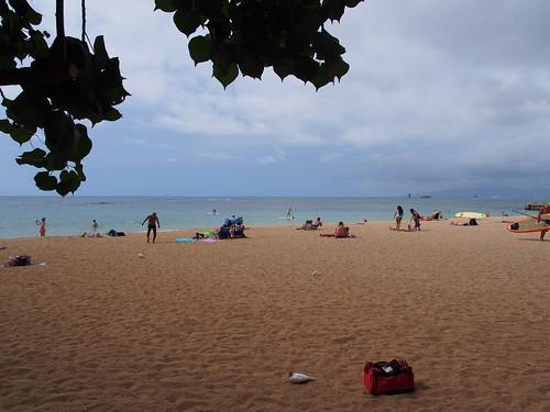 Waikiki Beach - New Otani Kaimana Hotel