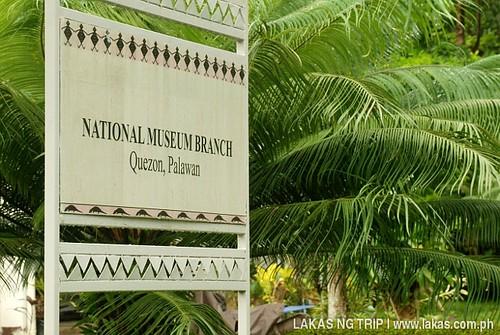 National Museum Quezon, Palawan Branch