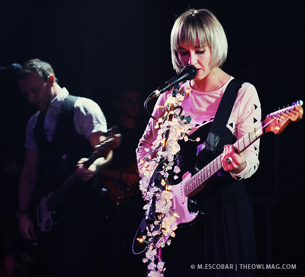 The Joy Formidable @ Troubadour, LA 11/19/12