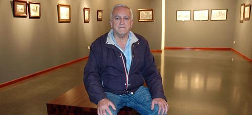 Jordi Terns i les 'Visions de Sabadell'