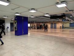 Metro der Lisboa - Estação Santa Apolónia