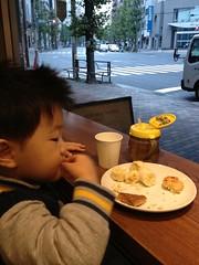 朝散歩 (2012/11/23)