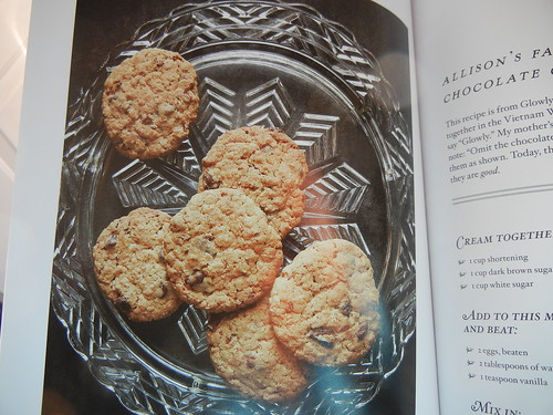 Allison's Favorite Oatmeal Chocolate Chip Cookies
