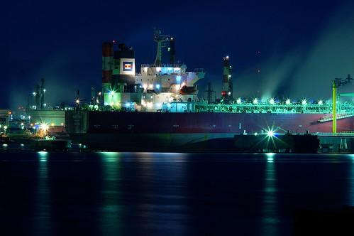 タンカー/Tanker