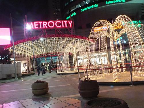 A Metrocity AVM, ahogy minden évben