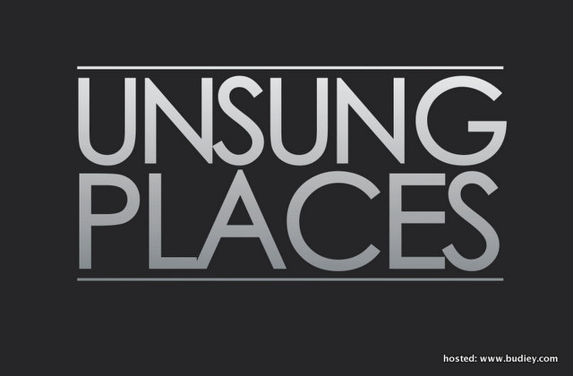 UNSUNG PLACES LOGO