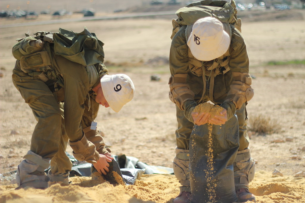 Fuerzas de Defensa de Israel ( צְבָא הַהֲגָנָה לְיִשְׂרָאֵל, Tsva Hahagana LeYisrael) - Página 3 8229910974_877d95f32b_b