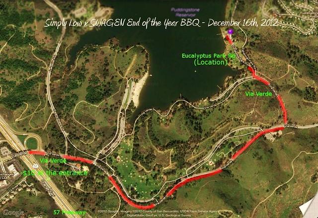 Map of Bonelli Park