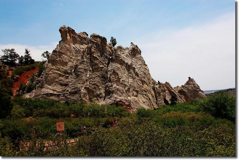White rock 3