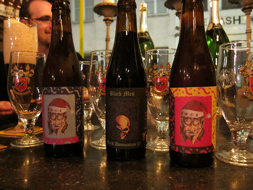 DeStuise beer tasting at de Kelk