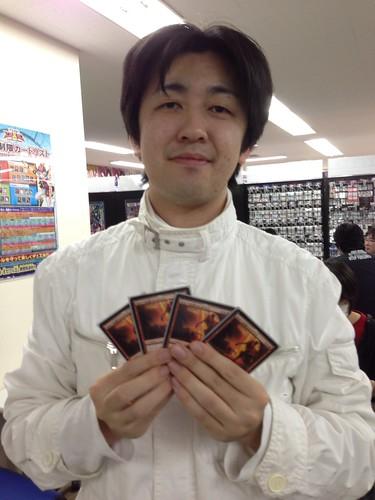 GPT Singapore - Chiba Ekimae Champion : Sugaya Hironobu