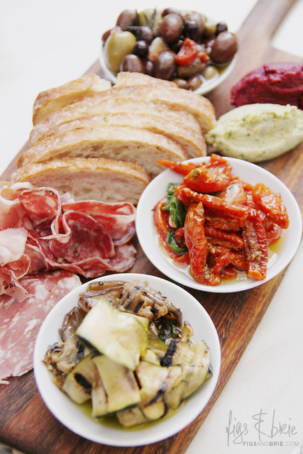 Antipasti, The Village