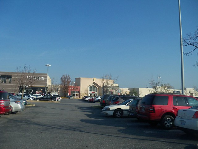 Westfield Annapolis Mall In Annapolis Anne Arundel