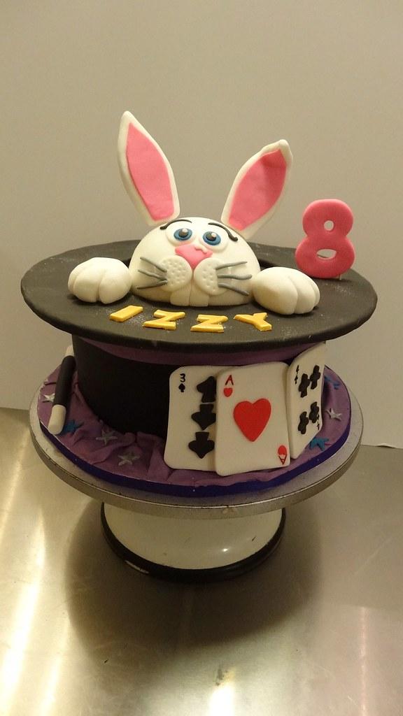 Excellent Magic Birthday Cake Cakeamsterdam Com Lead Cake Artisr Flickr Funny Birthday Cards Online Kookostrdamsfinfo