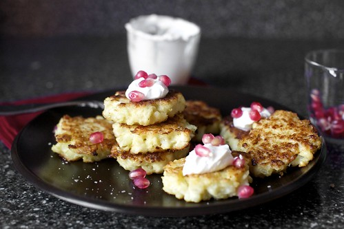 Cauliflower with pomegranate | Jacquelinesheshares