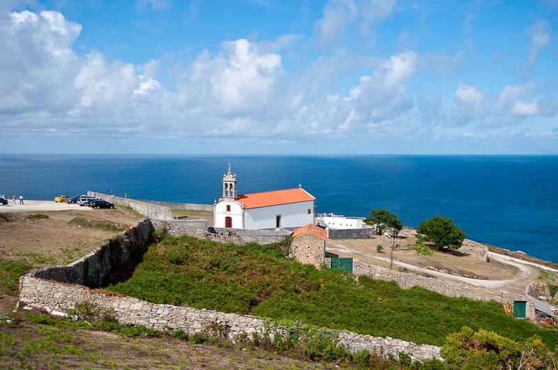 La ermita de San Adrián en Malpica de Bergantiños