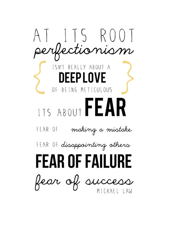 perfectionism type