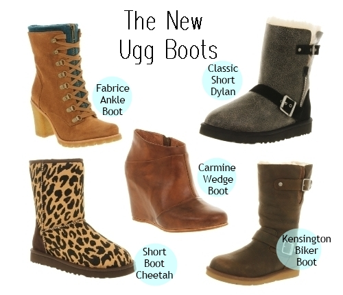 The New Ugg Boots