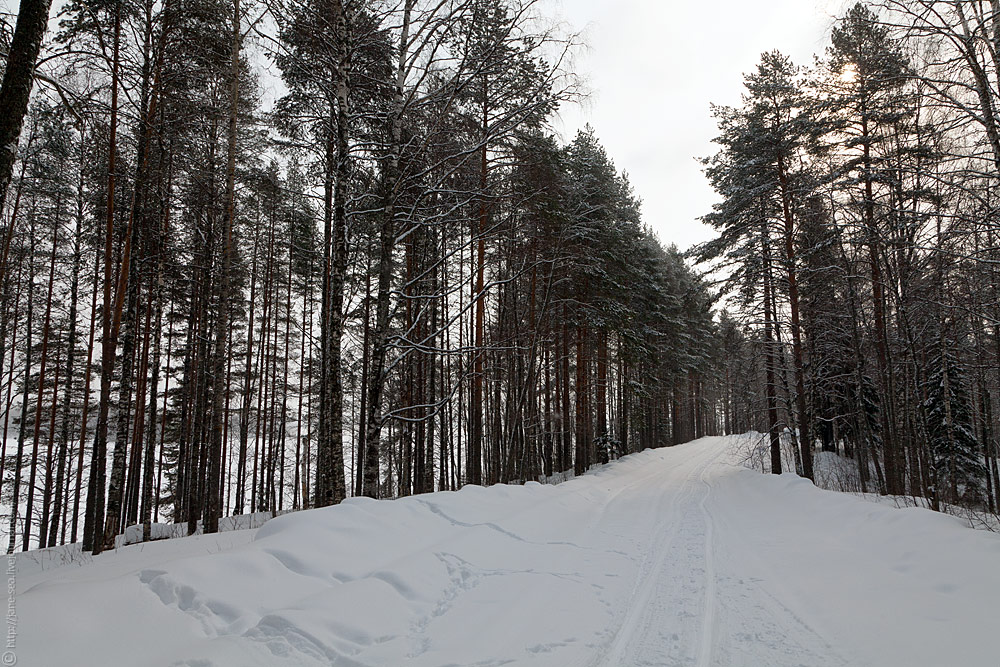 Беломоро-балтийский водораздел