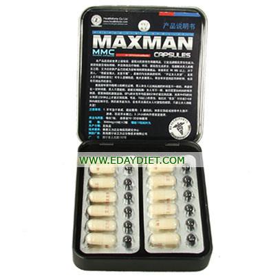 Maxman IV, Maxman 4 Capsules